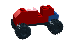 Carworks auto 6 rood